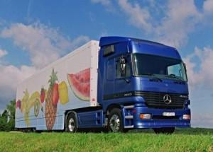 Транспортировка продуктов