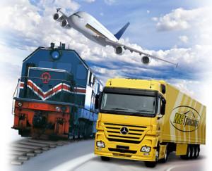 Работа транспортной компании
