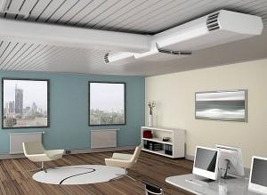 услуги по проектированию, монтажу и обслуживанию систем вентиляции, кондиционирования и отопления