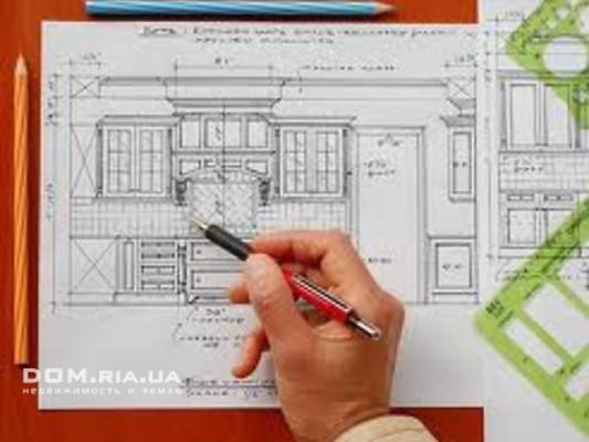 Создание проекта строительства дома  и подбор материалов