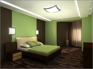 Ремонт спальной комнаты для Вас