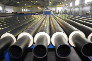Компания по производству труб и фасонных изделий