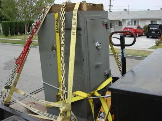 грузоперевозки сейфов