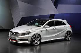 Mercedes А-класса