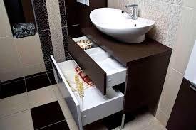 Какую мебель выбрать для ванной комнаты