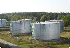 Зачистка нефтешлама в нефтерезервуарах