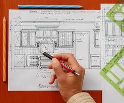 этапы работ для  дизайна помещений жилых и общественных объектов