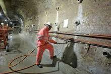 Ремонт протечек в подземных помещениях