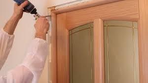 Как устанавливать межкомнатные двери своими руками